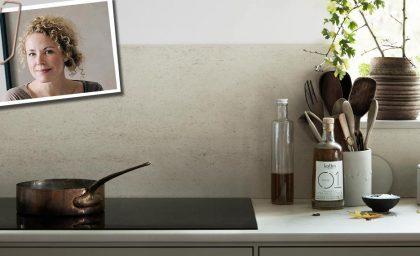 Daniella Wittes nye kjøkken, sammen med mija kinning – oppstart og renovering