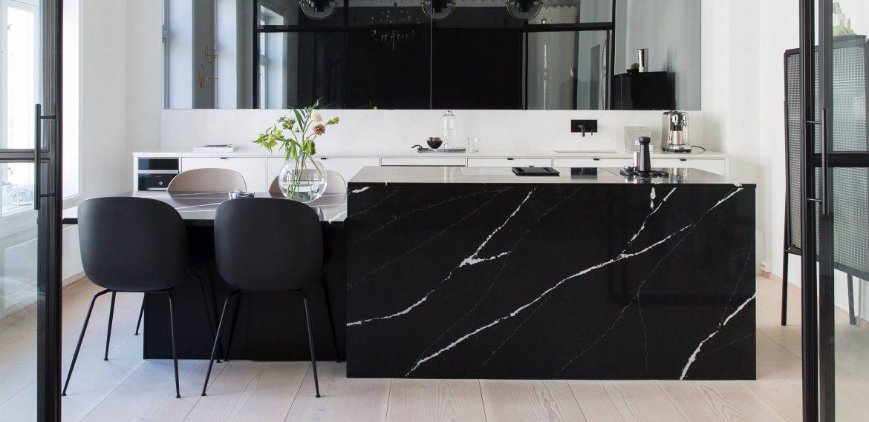Nytt kjøkken hos den norske influenceren – Lene Orvik